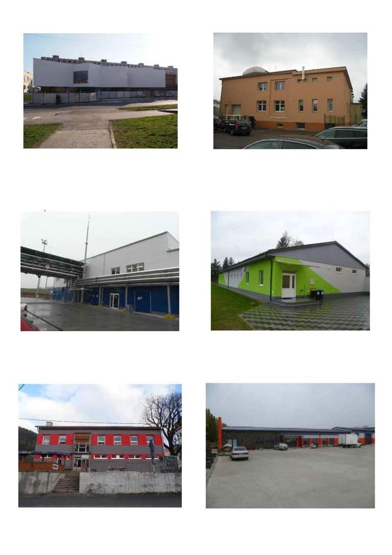 Budovy pre obchod a služby