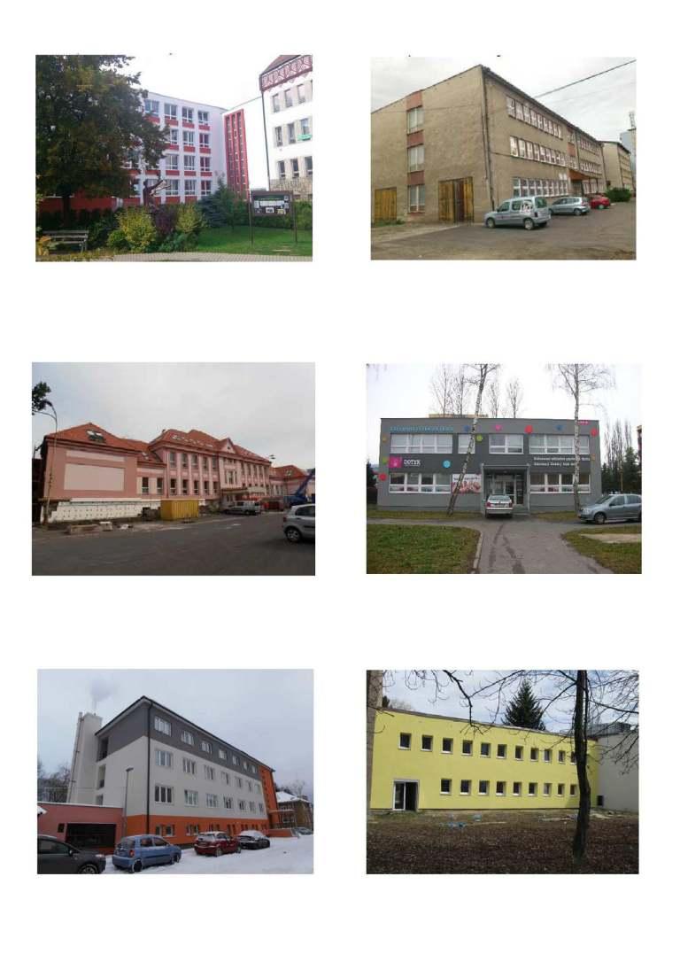Školské budovy