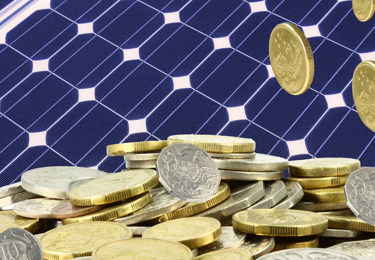 save piles of money on solar