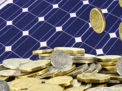 save piles of money on solar