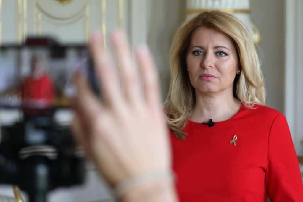Zuzana Čaputová, prezidentka